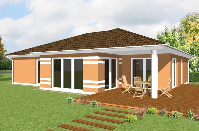 baukonzept massivhaus in leipzig und karlsruhe bauen massivhaus bungalow konzept b 600. Black Bedroom Furniture Sets. Home Design Ideas