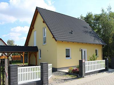 Massivhaus Klassisch Konzept E 110