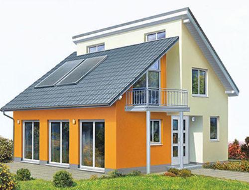 Massivhaus Klassisch Konzept E 400