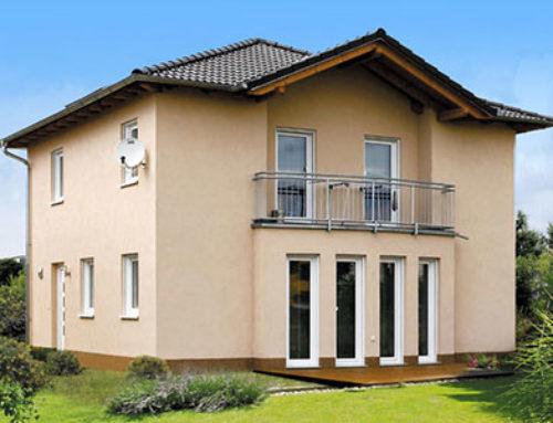 Massivhaus Stadtvilla Konzept V 110