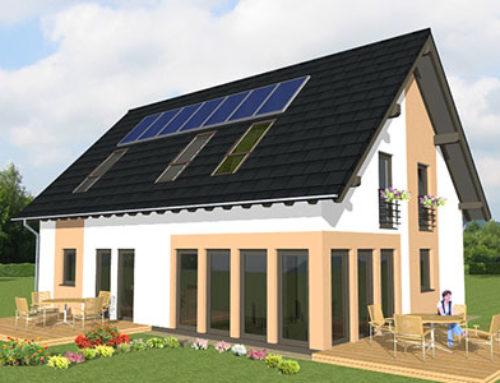 Massivhaus Zweifamilienhaus Konzept Z 200
