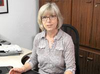 Frau Steigerwald - Sekretariat