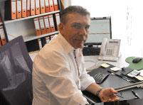 Herr Riedel - Geschäftsführer
