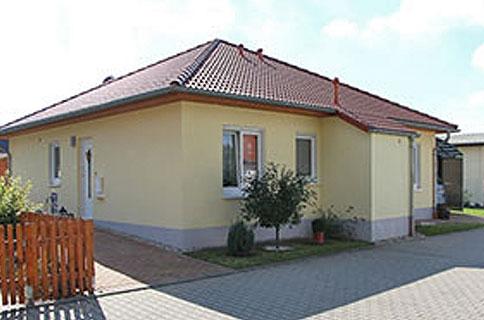 Baukonzept 60+ Haus - altersgerechtes Wohnen