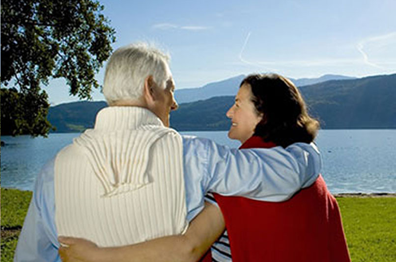 Altersbewusst bauen – an die Zukunft denken.