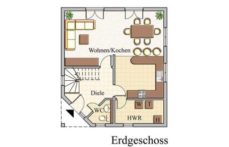 Erdgeschoss - Klassisch - Konzept E 200