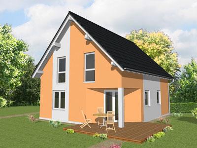 Massivhaus Klassisch Konzept E 210