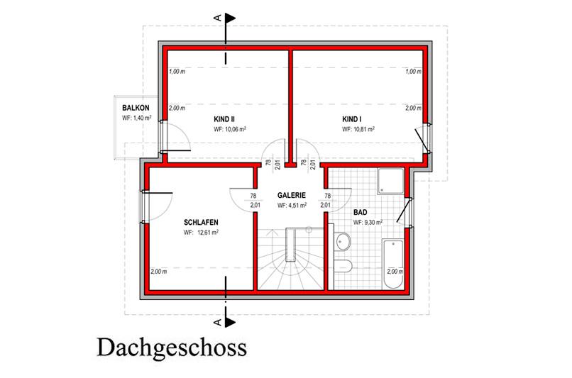 Erdgeschoss - Klassisch - Konzept E 400
