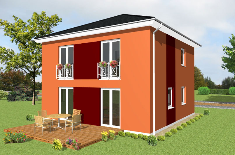 Stadtvilla - Konzept V 100