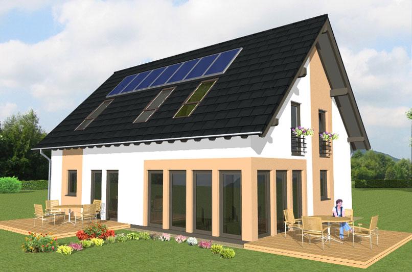 Zweifamilienhaus – Konzept Z 200