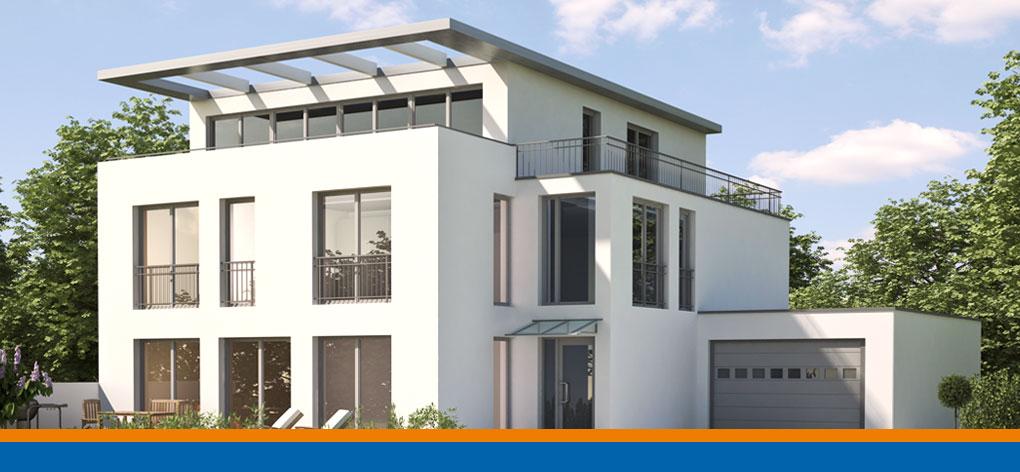 BAUKONZEPT – Massivhaus in Leipzig und Karlsruhe bauen