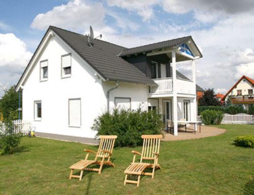 Massivhaus Zweifamilienhaus Konzept Z 100